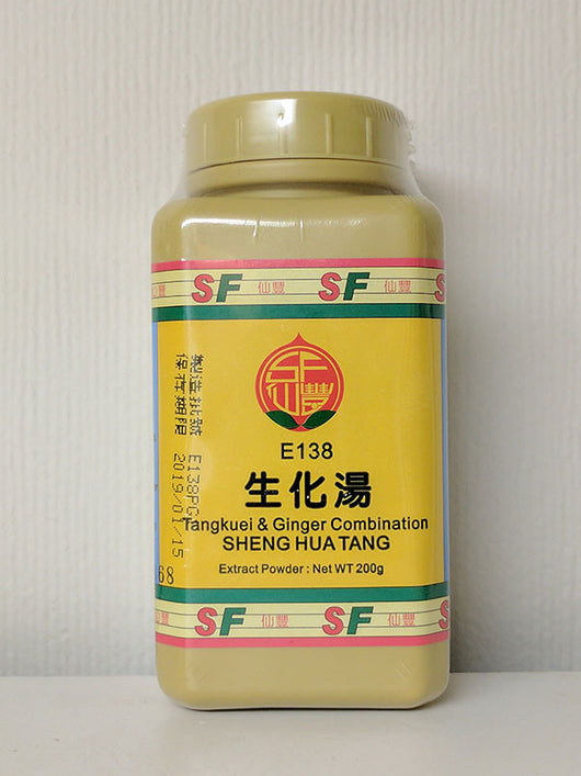 Sheng Hua Tang 生化湯 (Out of Stock)(Can be mixed)
