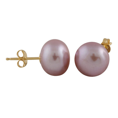Simple yet elegant Freshwater Pearl Earrings
