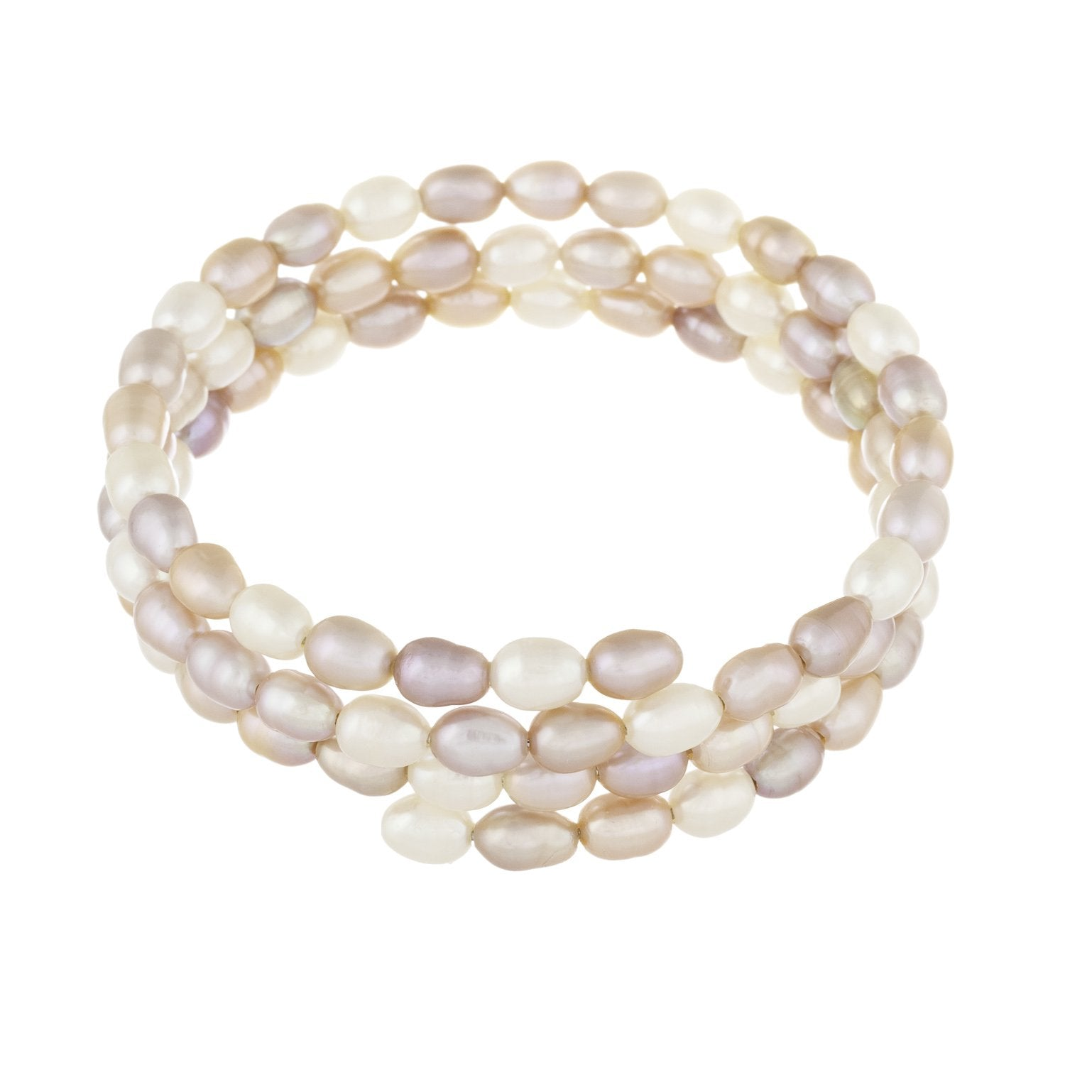 Beautiful Adjustable Bangle Pearl Bracelet