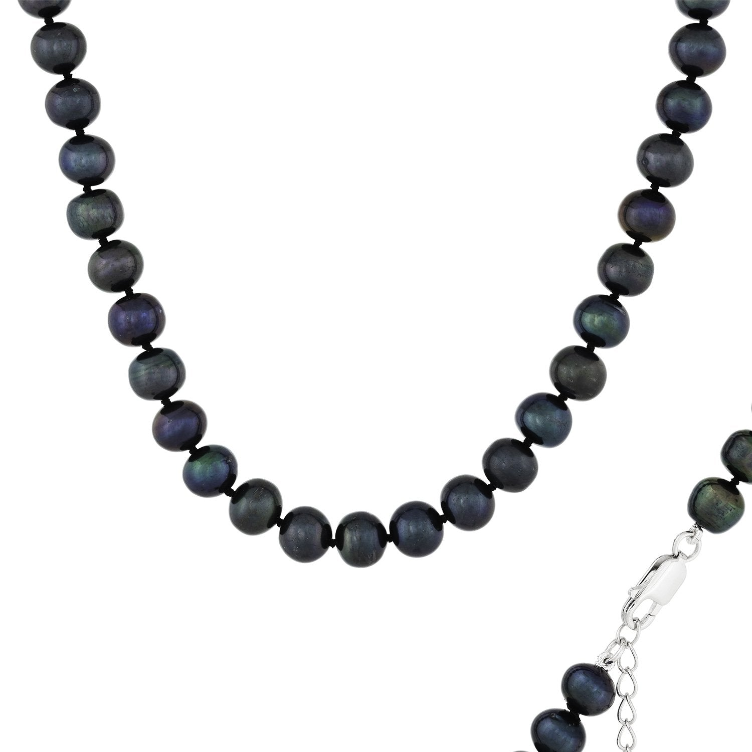 Beautiful black Pearl Necklace