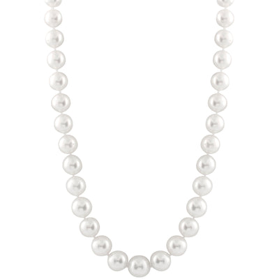 Beautiful Natural South Sea Pearl Necklace