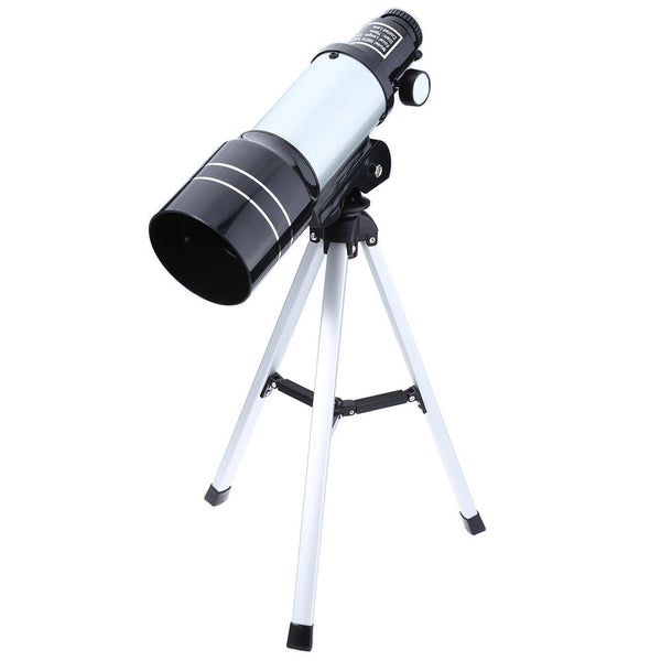 #H-005-Outdoor Monocular Space Astronomical Telescope With Portable Tripod Adjustable Lever