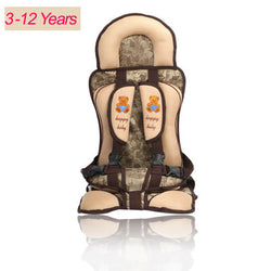 #MK-004-(3-12) Years Old Baby Car Seat,Portable and Comfortable Infant Baby Safety Seat