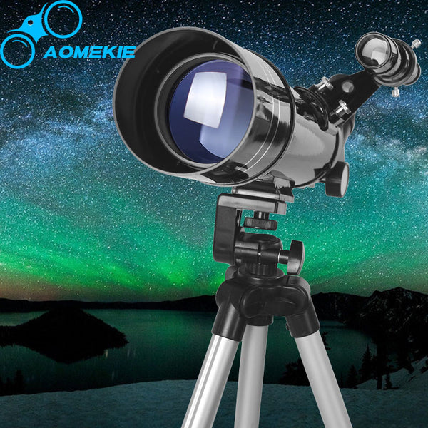 #H-006-HD Astronomical Telescope Compact Tripod Space Bird Watching Monocular