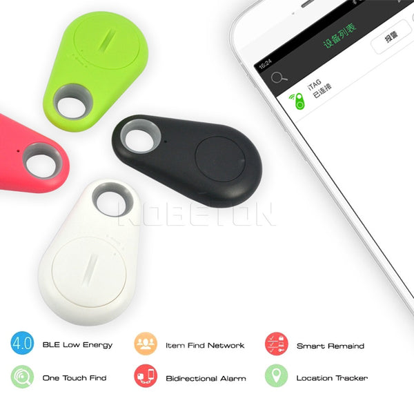 Smart Tag Bluetooth 4.0 GPS Anti lost Tracker for Child,Elderly, Pet,Wallet - iOS Android Phone