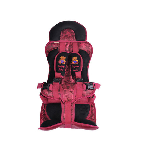 #MK-002-New 1-5 Years Old Baby Portable Car Safety Seat 25kg Car Chairs for Toddlers