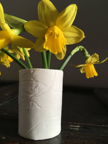 Make a posy vase for your Mum on Saturday 7th March