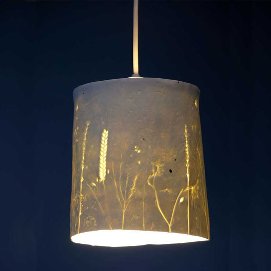 Aqua Pendant Shade - Small