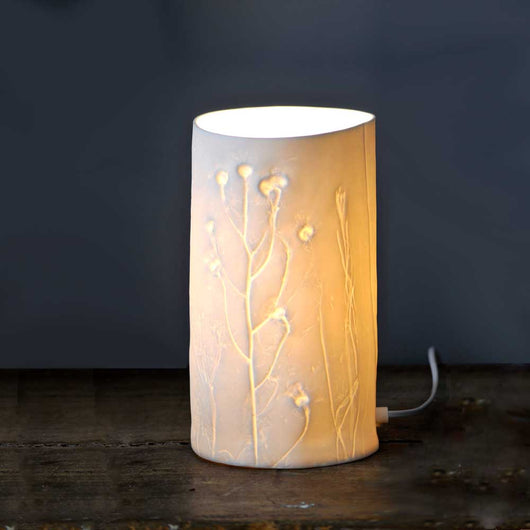 Summer Grasses Lamp