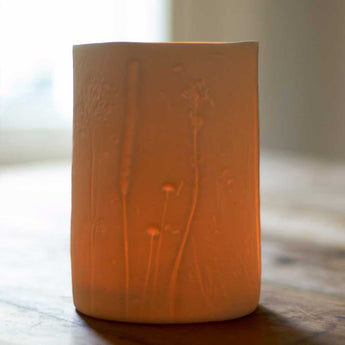 Summer Grasses Tealight - Vase