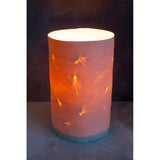 Hot Fuschia Lamp - Small