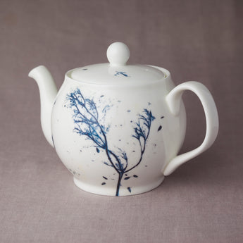 'Blue Grasses' Teapot