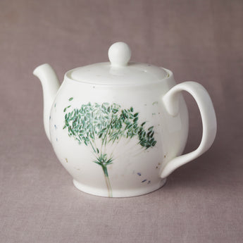 'Green Grasses' Teapot