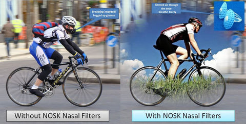 cycle commute with NOSK