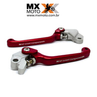 KIT MANETES RETRÁTEIS BIKER - HONDA CRF 230 TODAS