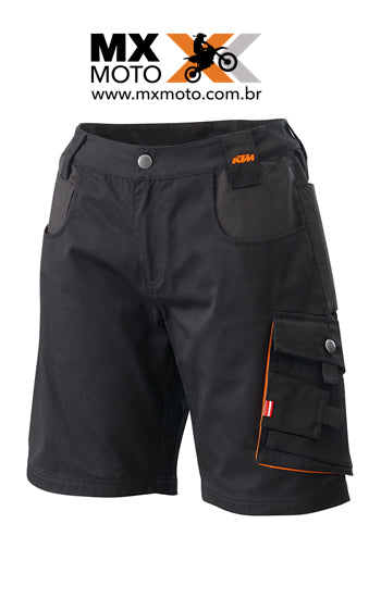 Short / Bermuda KTM ORIGINAL Modelo - KTM Mechanic Shorts - 3PW155220X