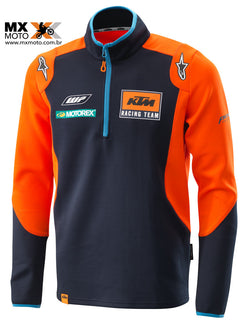 Casaco Fino / Sweater KTM ORIGINAL 2018 Modelo - KTM Replica Team Alpinestars - 3PW185500X