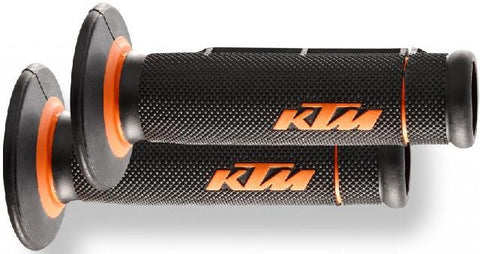 Punho / Manopla Original KTM Dual Compound Para Motos ate 2016 - 63002021100