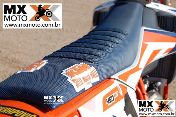 Capa de Banco Original KTM Factory Selle Dalla Valle 2017 a 2019 - 79207940050