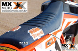Capa de Banco Original KTM Factory Selle Dalla Valle 2017 a 2020 - 79207940050