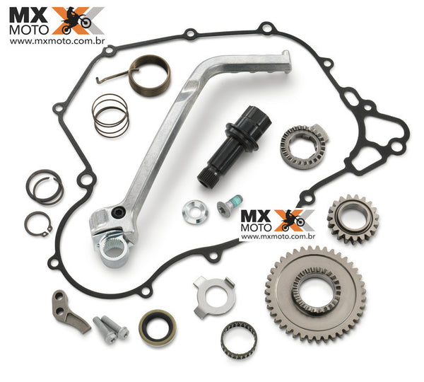 KIT Completo Kick Start / KICK-STARTER Original KTM EXCF 350 - 17/18 - 79212945044