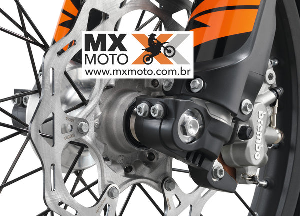 Kit Protetor de Bengala Inferior KTM Original 2016 a 2018 - 79601994000