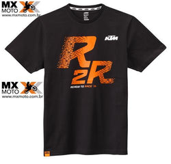 Camisa Casual KTM ORIGINAL 2018 Modelo - KTM R2R ( Ready to Race )- UPW186640X