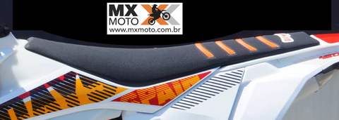 Banco / Assento Baixo KTM SixDays Wave Selle Dalla Valle 2017 a 2019 Original Preto - 79607040000