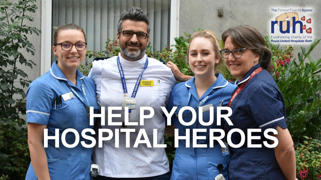 Help Your Hospital Heroes
