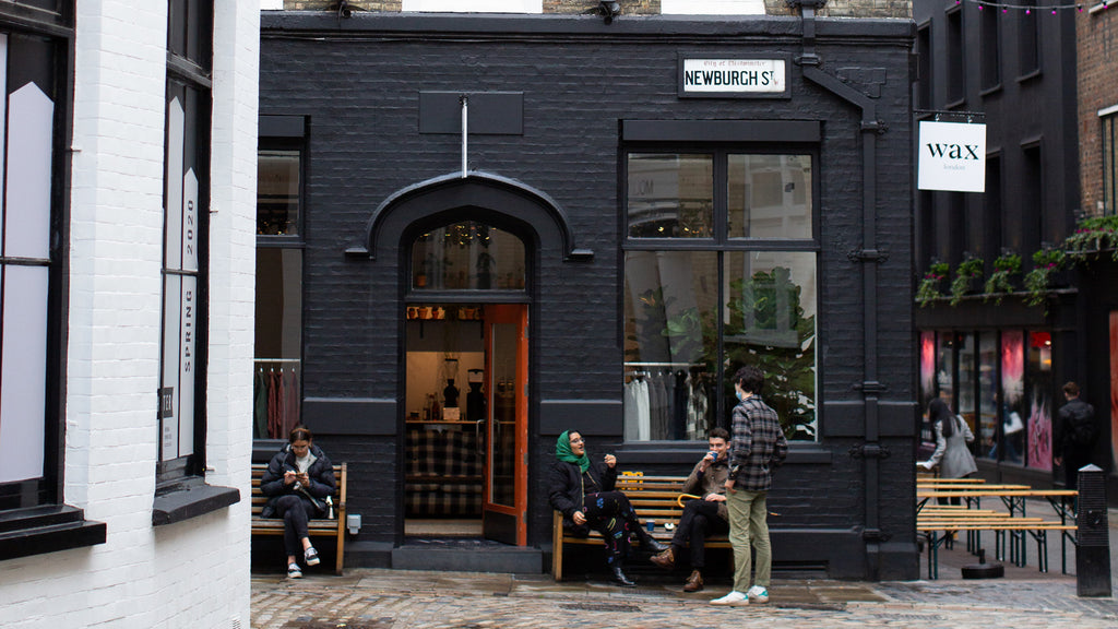 Wax London X Round Hill Roastery