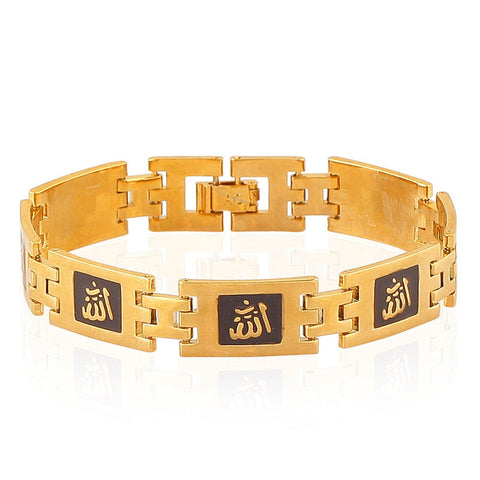 Signature Blissful Gold Bracelet