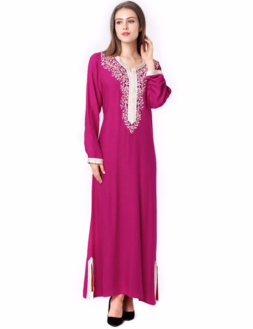 Noor Premium Embroidered Abaya