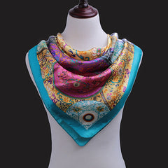 Islamic Silk Scarf For Women