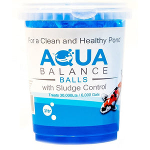Aqua Ballance Balls 1Ltr, for a Clean & Healthy Pond
