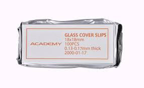 Academy Glass Cover Slips
