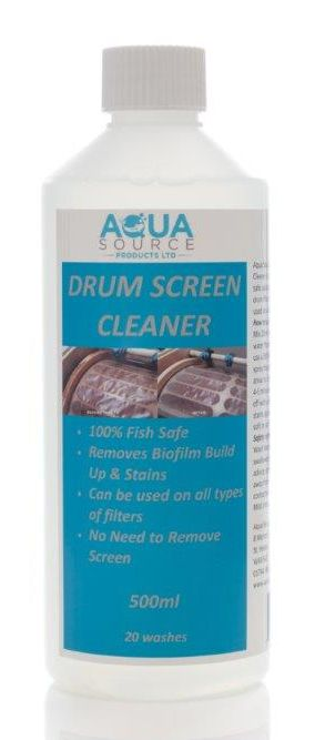 Aqua Source Drum Cleaner