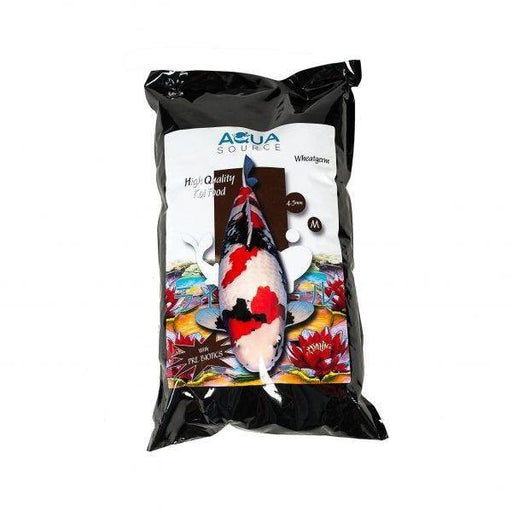 Winter - spring - summer - autumn - Koi fish pond pellet food - for sale -  Grimsby