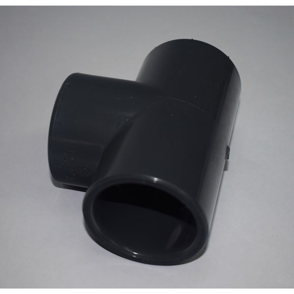 Plain Equal T Connector pressure pipe fittings