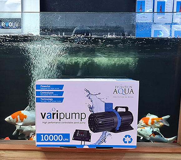 Our number 1 choice of recommended VariPump