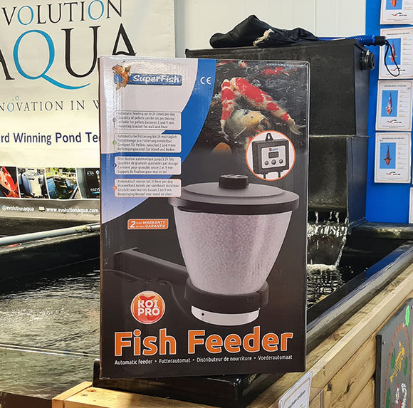 Superfish Koi Pro Fish Feeder