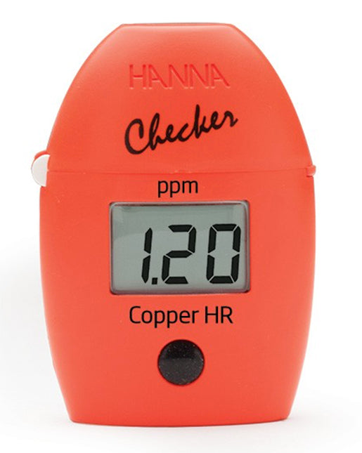 HANNA Copper High Range Handheld Colorimeter