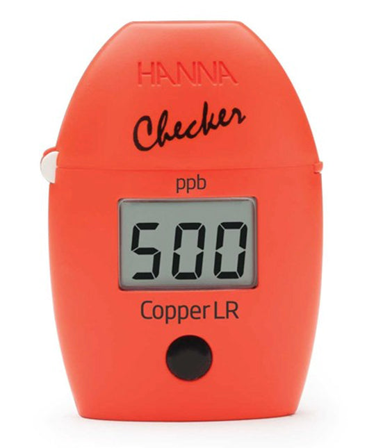 HANNA Copper Low Range Handheld Colorimeter