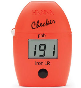 HANNA Iron Low Range Handheld Colorimeter