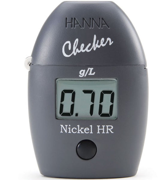 HANNA Nickel High Range handheld Colorimeter