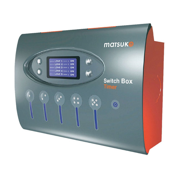 Matsuko Switch box + Timer
