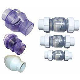 Non-return valves