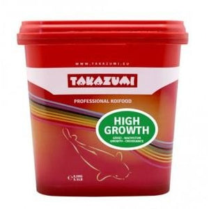 Takazumi professional Koi food - High Growth - for sale Elite Koi - Grimsby
