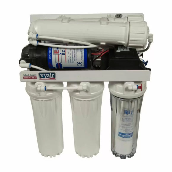RO-200 4 stage water filter system