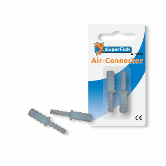 Superfish Air Connector 4-8-mm