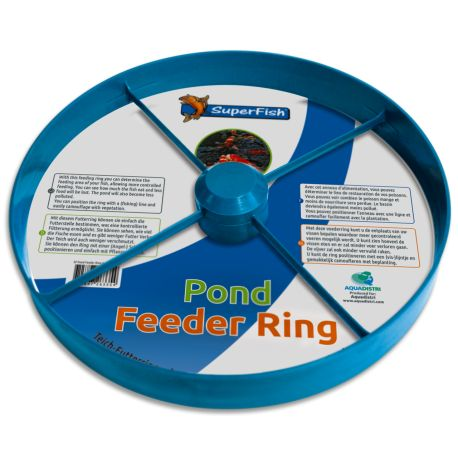 Koi Pond Feeding Ring